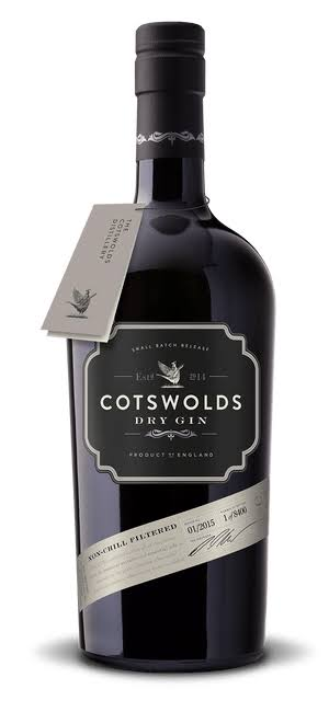 Cotswolds Dry Gin 750 ml