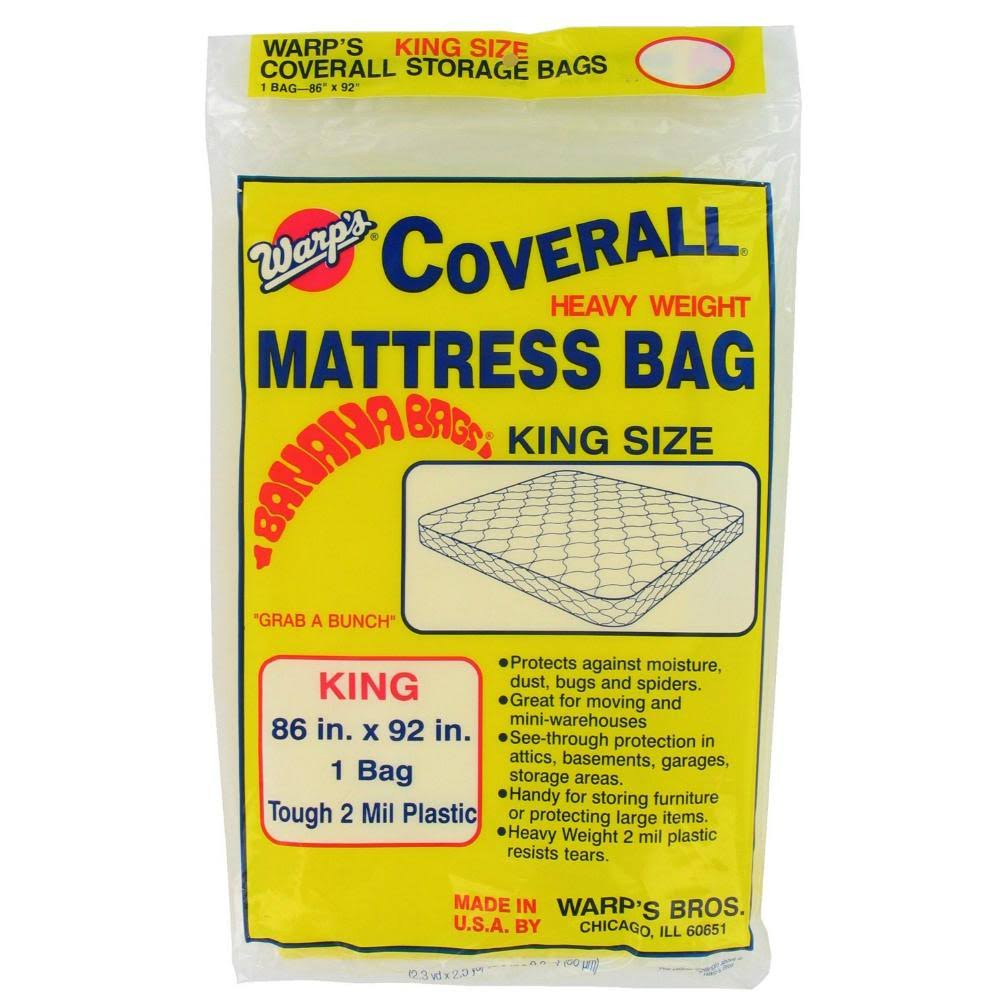Warp Brothers Mattress Bag - King Size