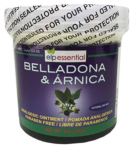 Belladona and Arnica Analgesic Ointment - 150ML