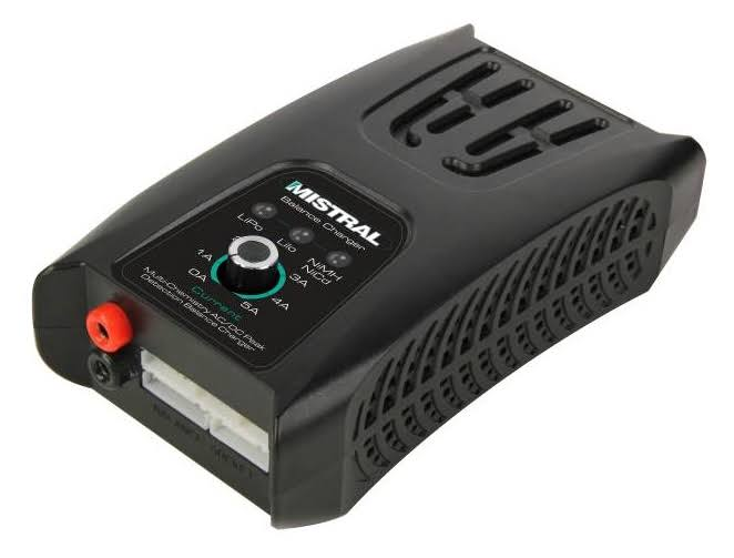 Radient Mistral Led LiPo and NiMH 5A Super Fast Charger