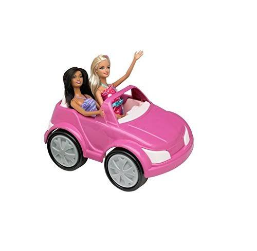 American Plastic Toys Fashion Doll Coupe Toy