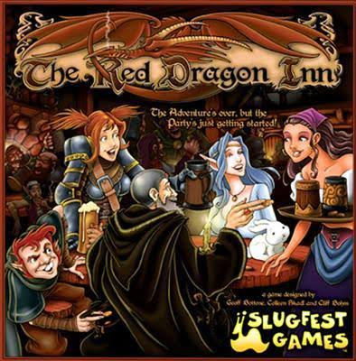 Slugfest Games The Red Dragon Inn Game