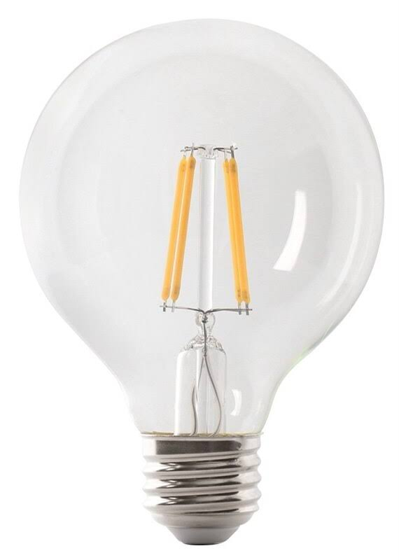 Feit Electric Light Bulb, LED, Soft White, 5.5 Watts
