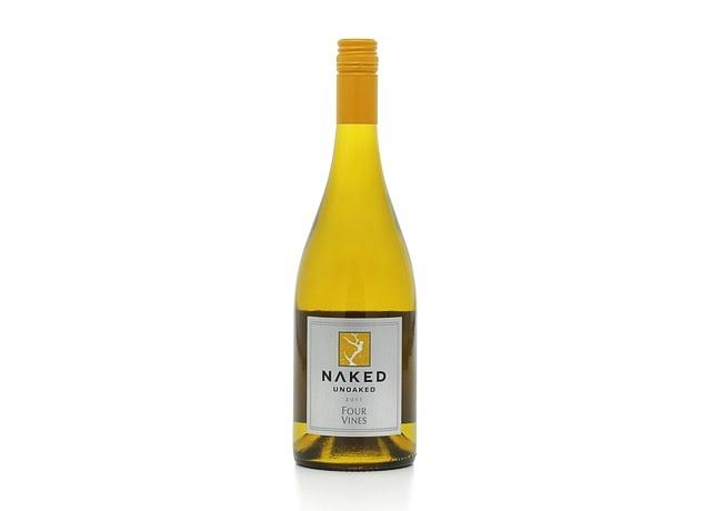 Four Vines Naked Chardonnay - 750ml