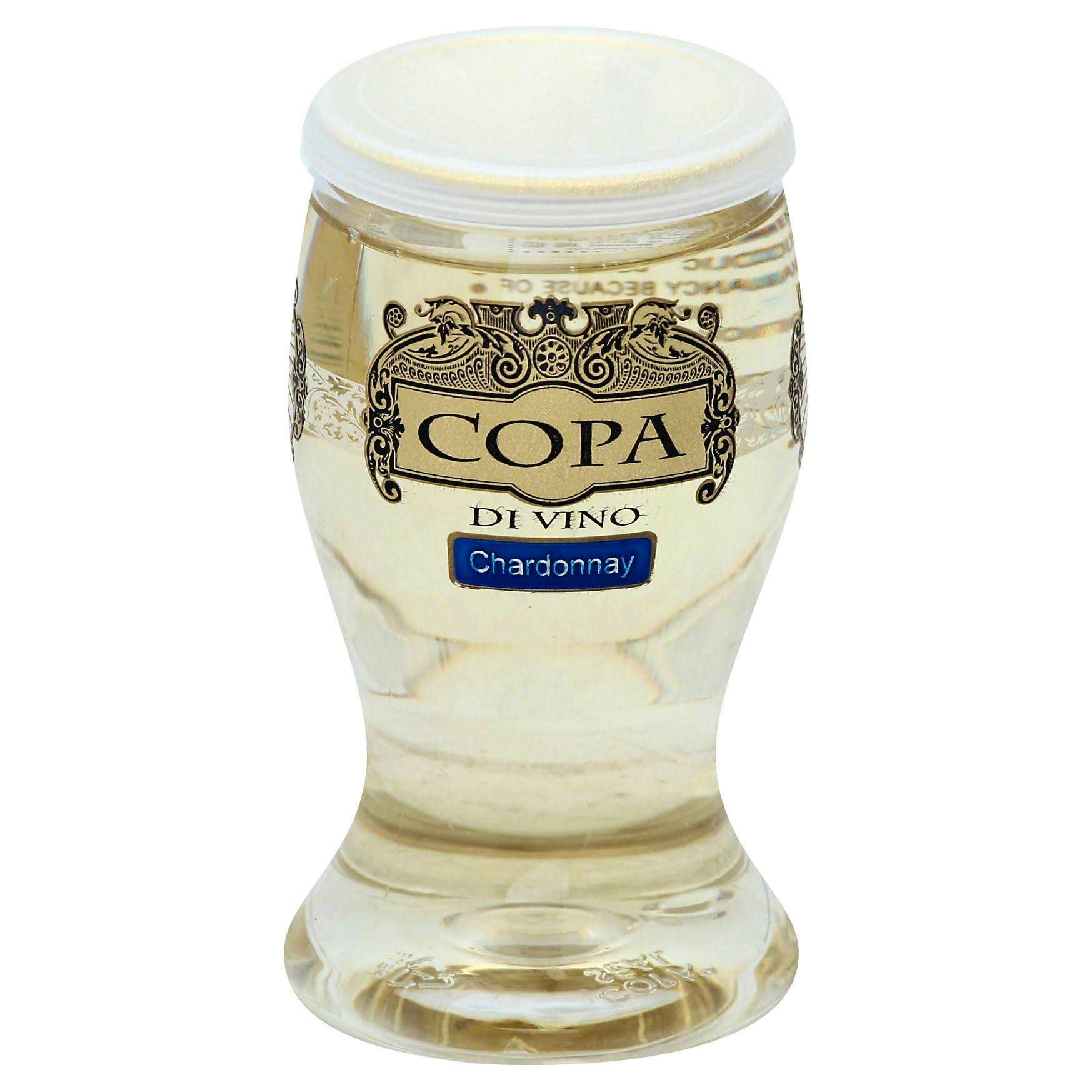Copa Di Vino Chardonnay Single Serve Glass