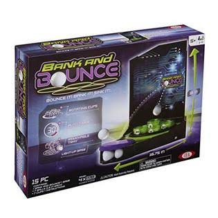 Ideal Bank and Bounce Tabletop Game