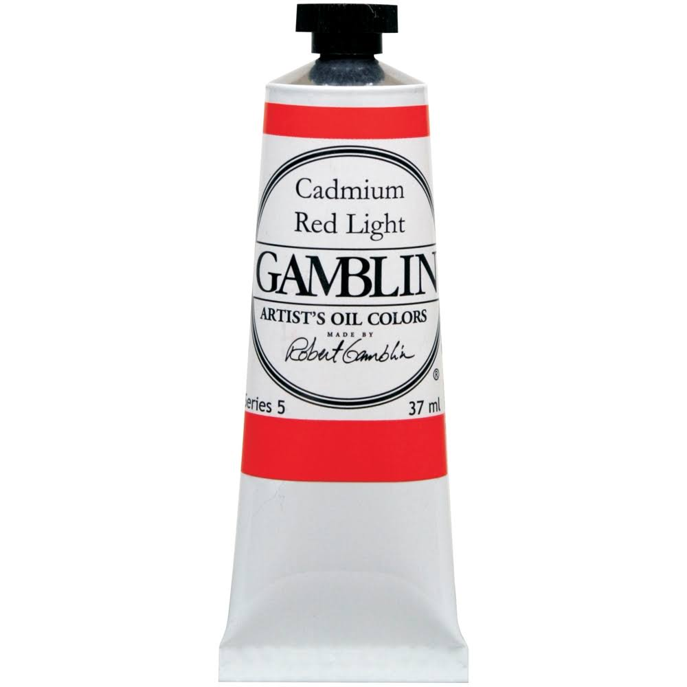 Gamblin Artists Grade Oil Color - Indian Red