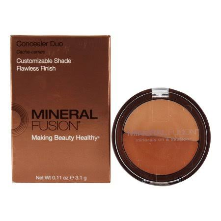 Mineral Fusion Concealer Duo Neutral - 0.11 oz