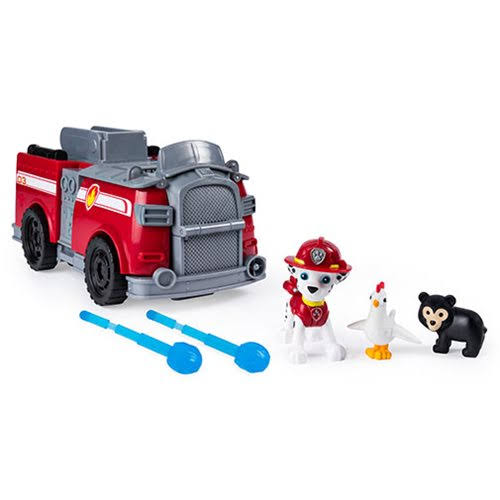 Paw Patrol Marshall Ride N Rescue Transforming 2-in-1 Playset