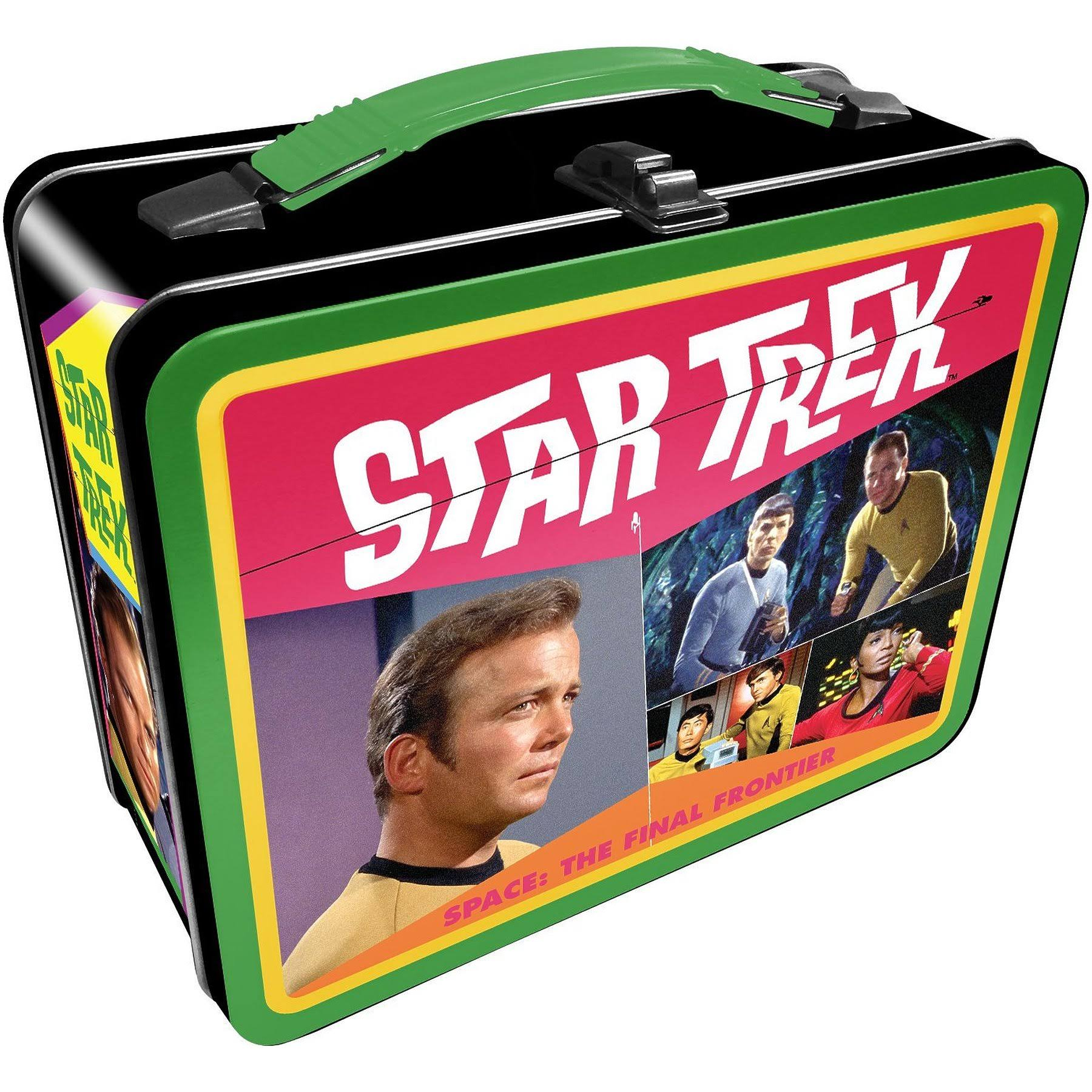 Star Trek Retro Lunch Box