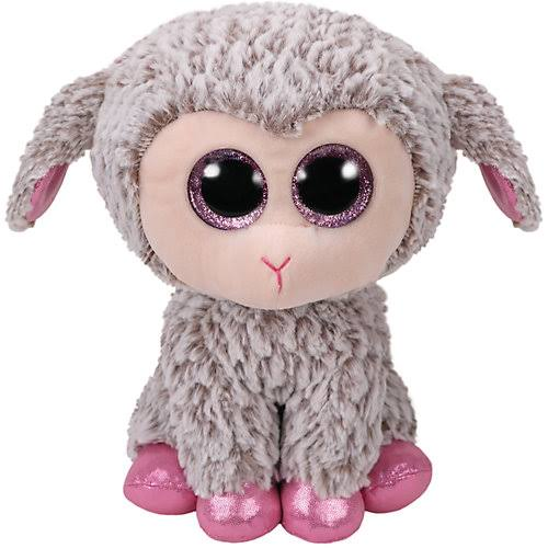 Ty BB37257 Beanie Boos Plush - Dixie The Easter Lamb, Medium, 9""