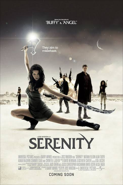 Image result for Serenity (2005)