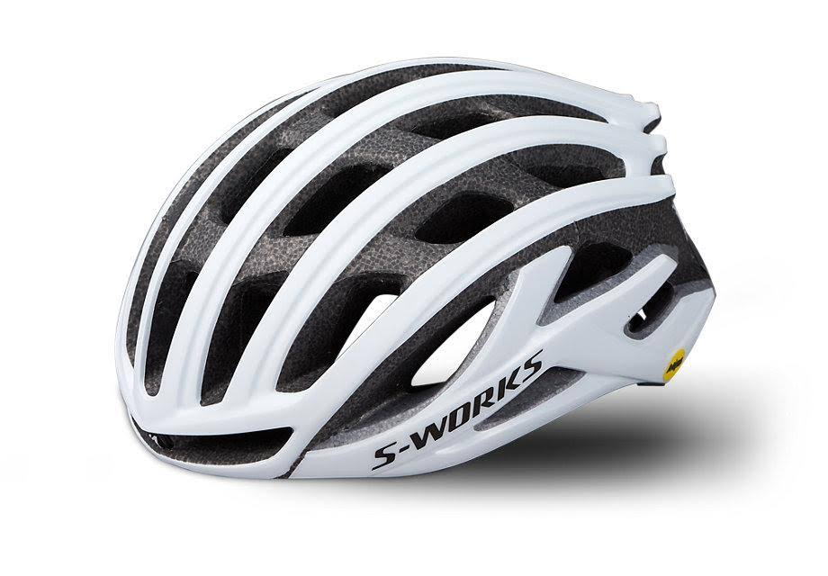 Specialized S-Works Prevail II with ANGi - White - Medium