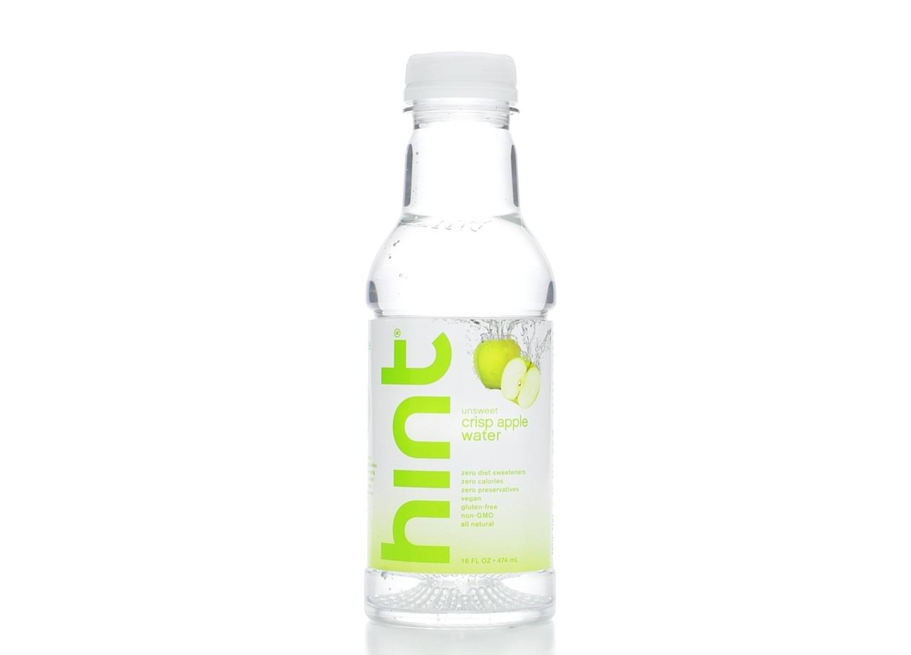 Hint Flavored Water - Crisp Apple, 16oz