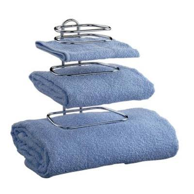 Taymor 01-1062 Two Guest Towel Holder