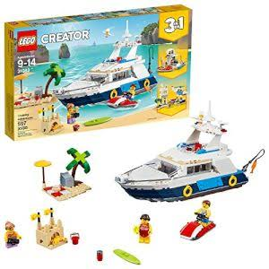 Lego Creator Cruising Adventures Building Kit - 597pcs