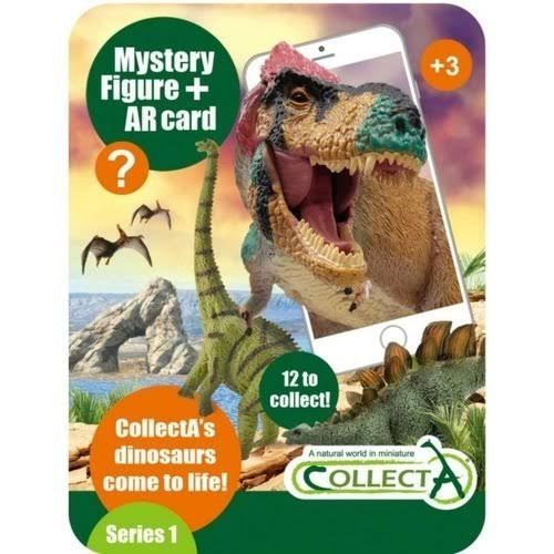 Reeves Toys Collect A Prehistoric Dinosaur Figure Blind Bag
