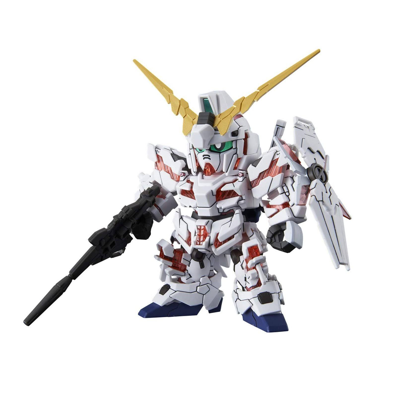 Bandai Gundam Unicorn 13 Unicorn Gundam Destroy Mode SDGCS Model Kit