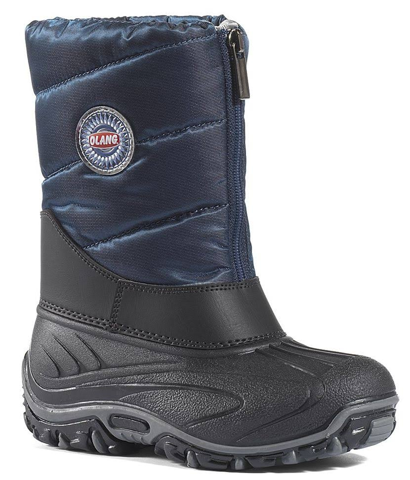 Olang Junior BMX Snow Boot Navy