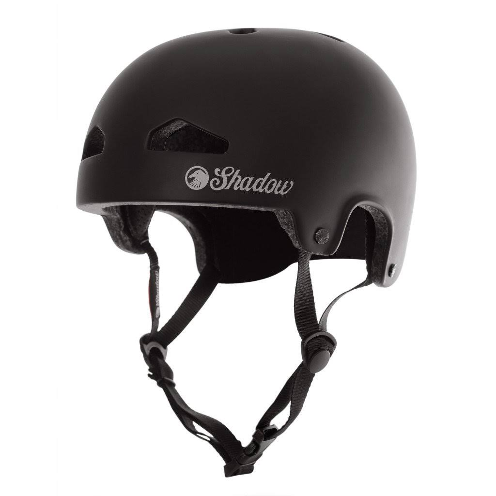 The Shadow Conspiracy Featherweight Helmet - Matte Black, Small/Medium