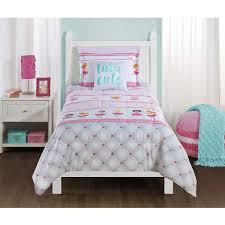 Lavender And Grey Bedding by Mainstays Bedding Walmart Com