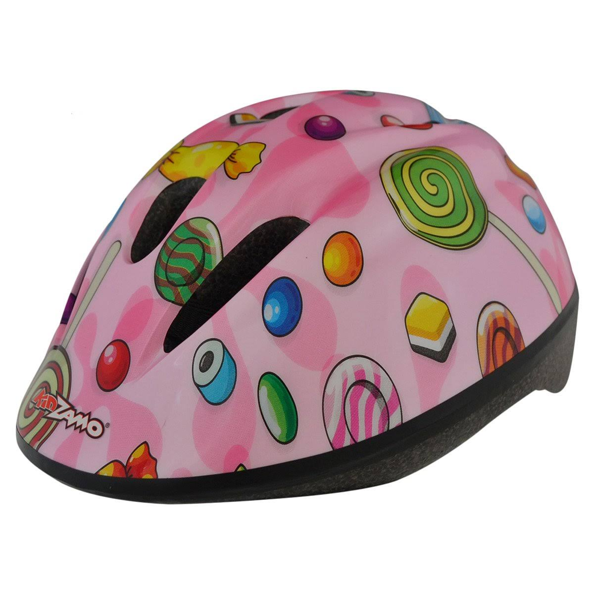 Kidzamo Candy Helmet Bike Sm-Md Pk