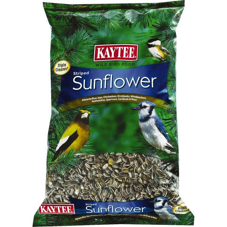 Kaytee Striped Sunflower Bird Seed - 5lbs