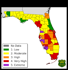 Pumpkin Patch Bonita Springs Fl by Fire Danger Index Florida Florida Living Pinterest Florida