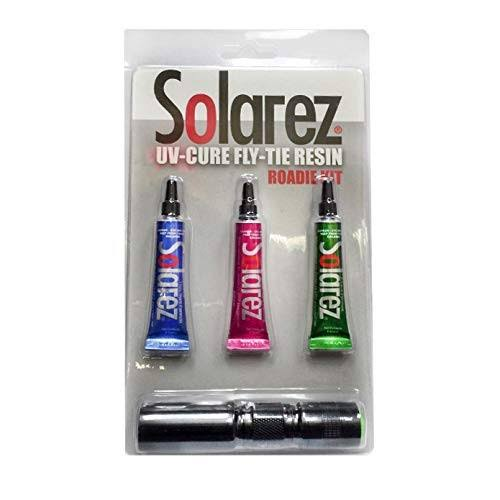 Solarez Uv-Cure Fly-Tie Resin