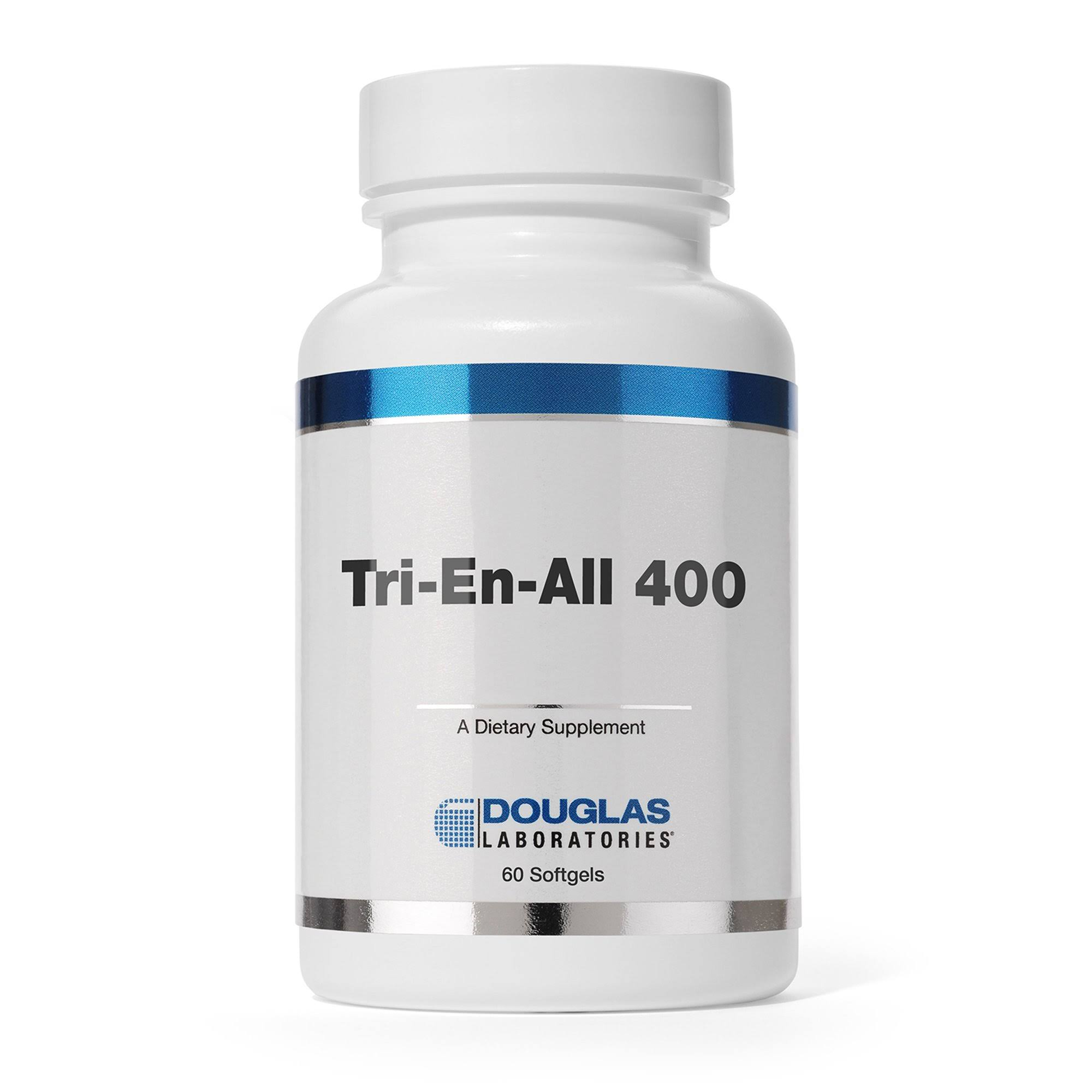 Douglas Laboratories Tri-En-All 400 Supplement - 60 Softgels