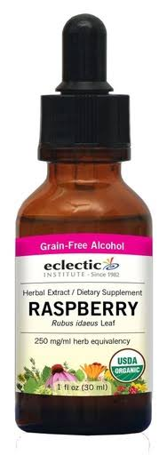 Eclectic Institute Raspberry Extract - 1 oz Liquid