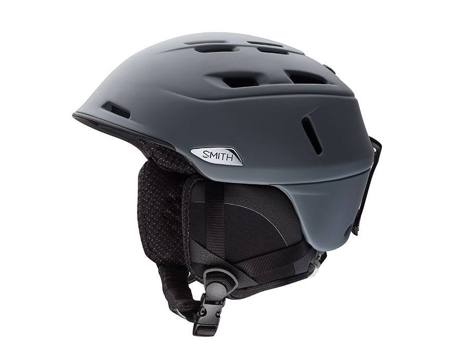 Smith Optics Men's Helmet - Matte Charcoal, Medium