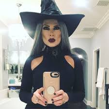 Cast Of Halloween 2 by Tamra Judge Jumps On Her Broom Early Ahead Of Halloween In Amazing