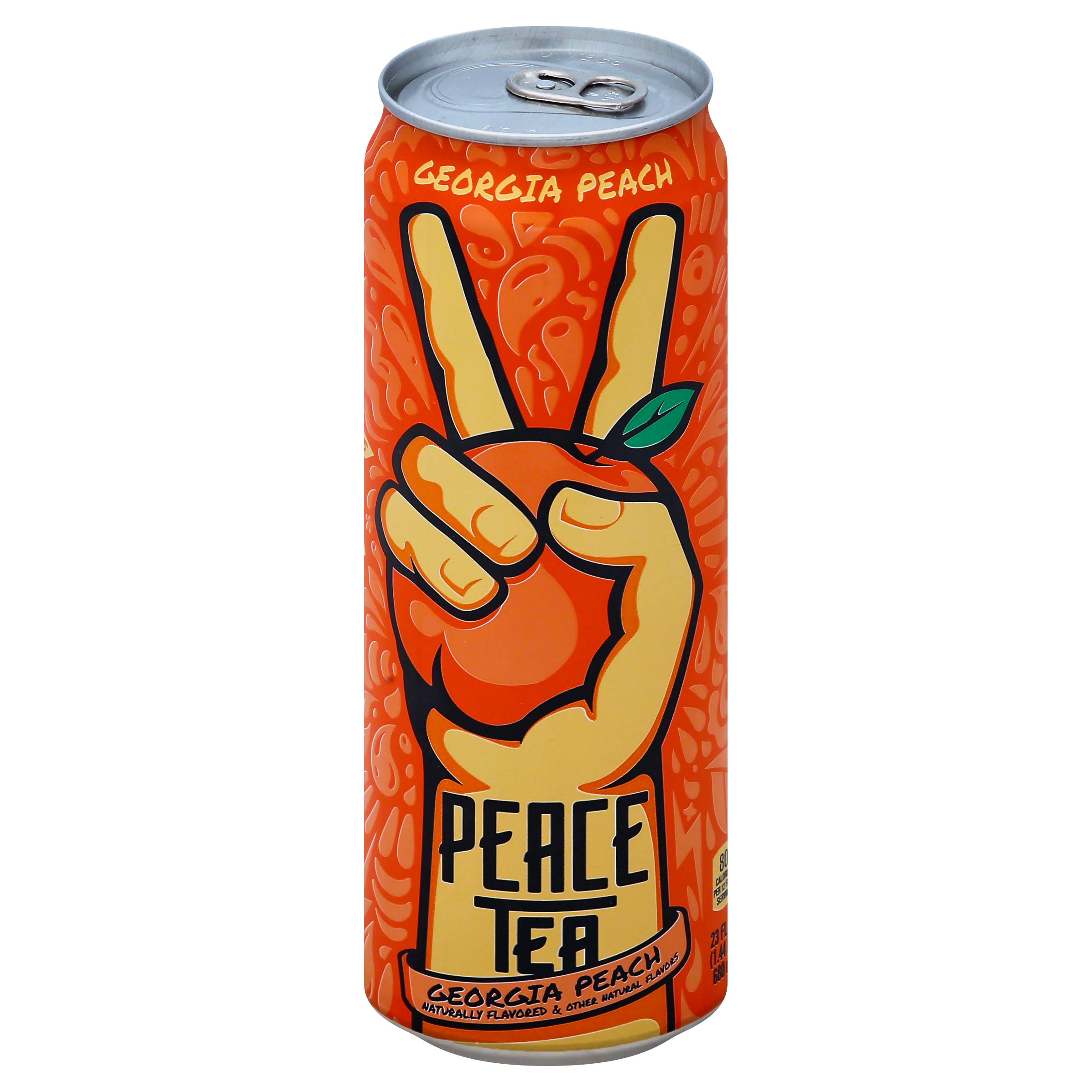 Peace Georgia Peach Tea - 23oz