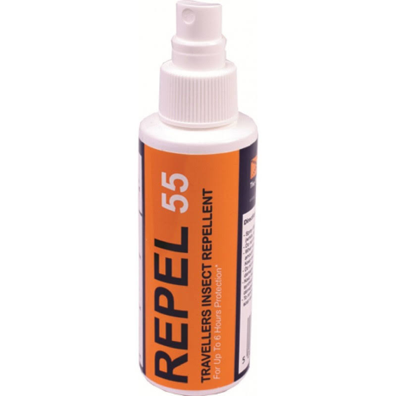 Pyramid Repel 55 Insect Repellant Pump Spray - 60ml