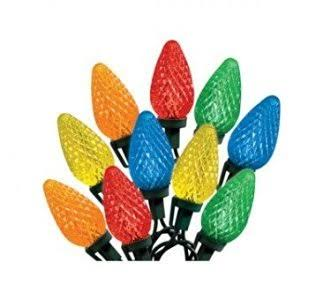 "Celebrations on a Reel Led Light Bulbs - 6"", Multi Color, 75ct"