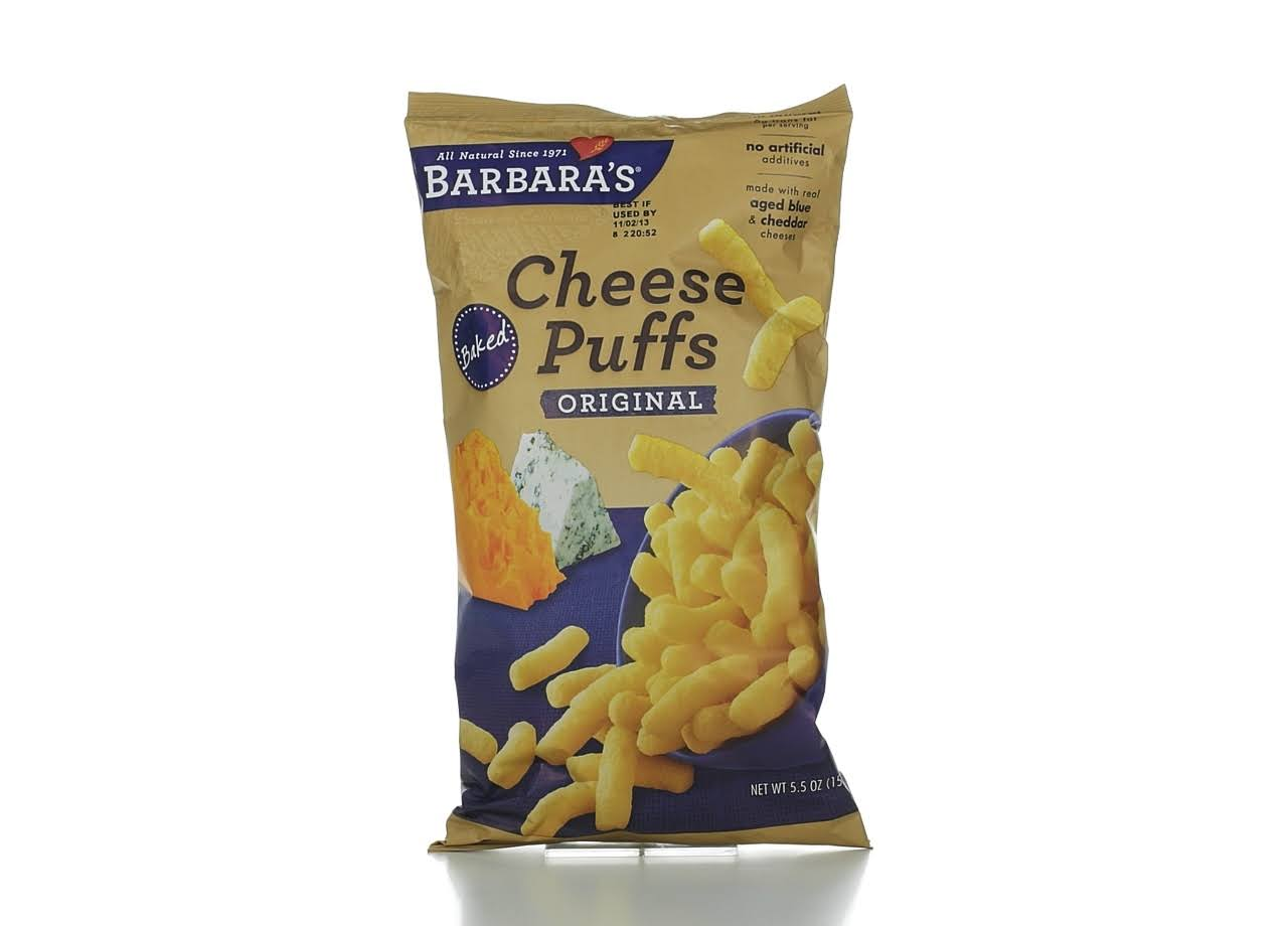 Barbara's Bakery Baked Cheese Puff