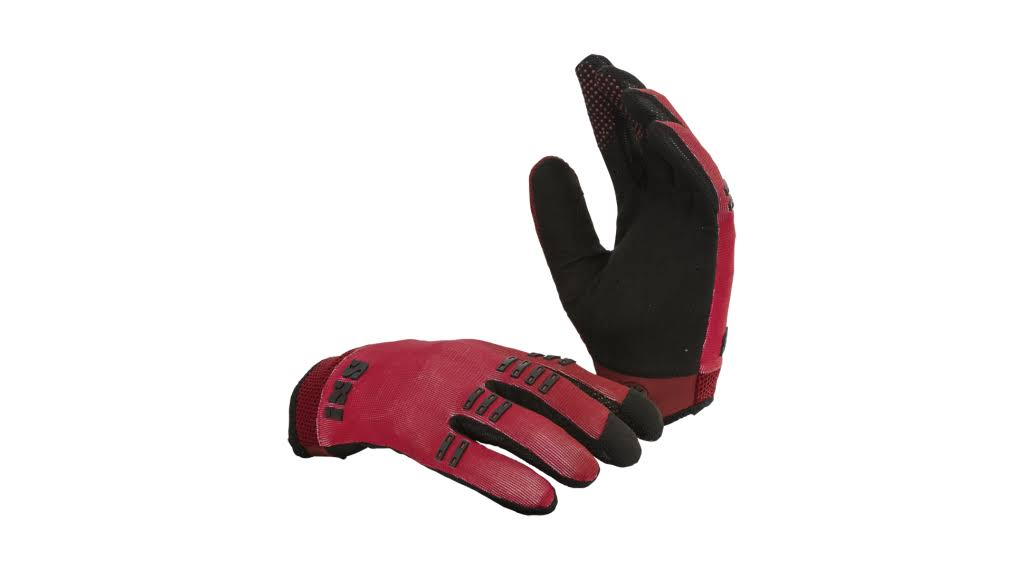 IXS BC-X3.1 Gloves - Red - Large