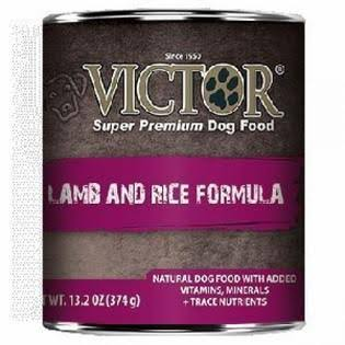 Victor Lamb & Rice Formula Canned Dog Food - 13.2oz
