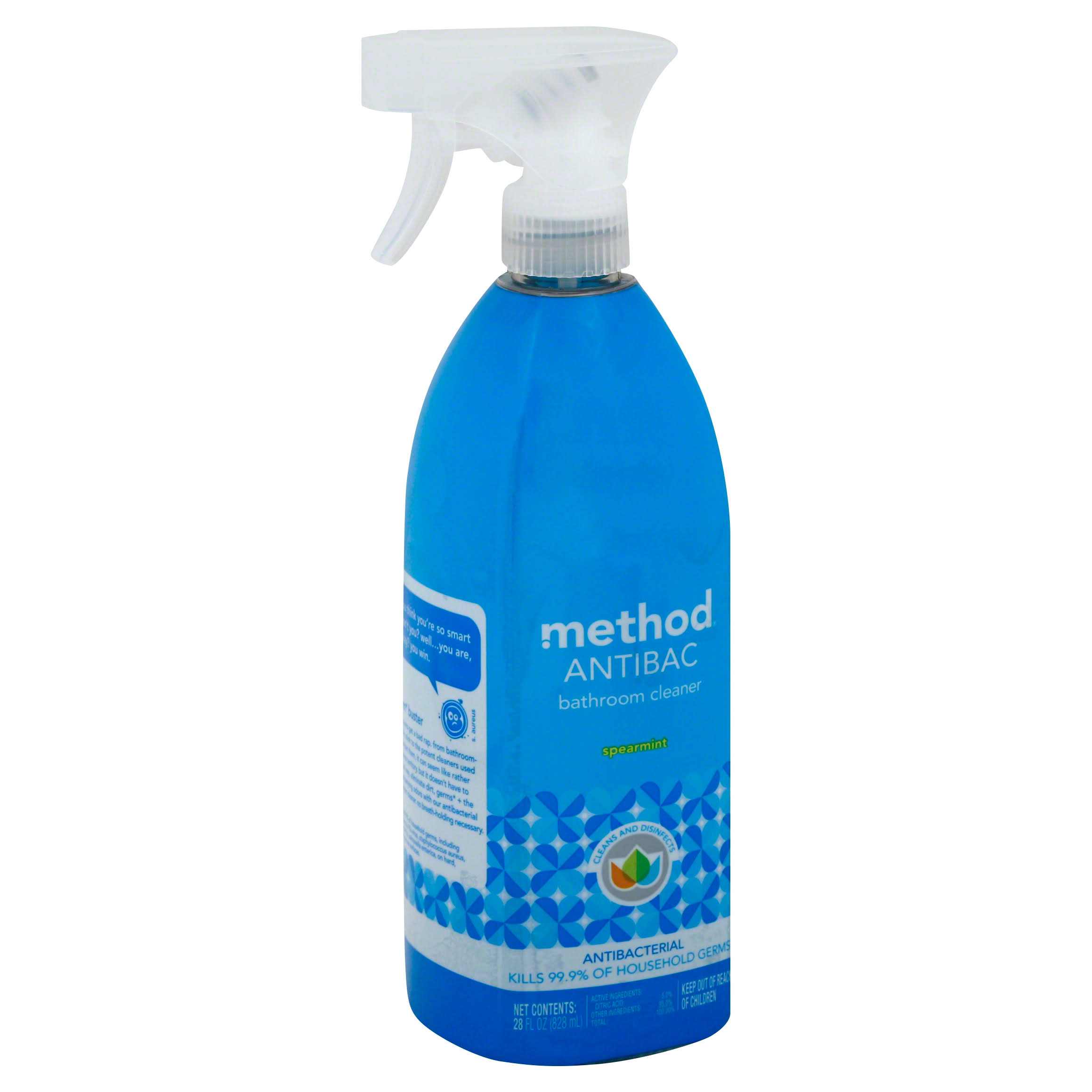 Method Antibacterial Cleaner - Spearmint, 28oz