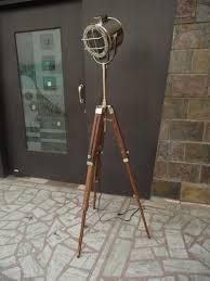 Photographers Tripod Floor Lamp by Decor Tripod Lamp Studio Spotlight Floor Lamp Cb2 Tripod