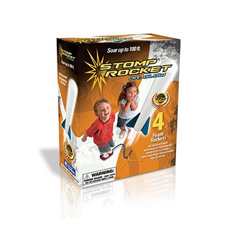 Stomp Rocket Junior Glow Kit
