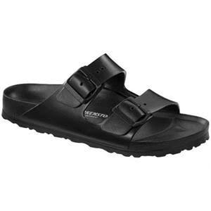 Birkenstock Arizona Eva Sandals - Black, Buckle Strap, 11