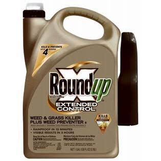 Scotts Ortho Roundup Extended Control Weed and Grass Killer - 1 Gallon