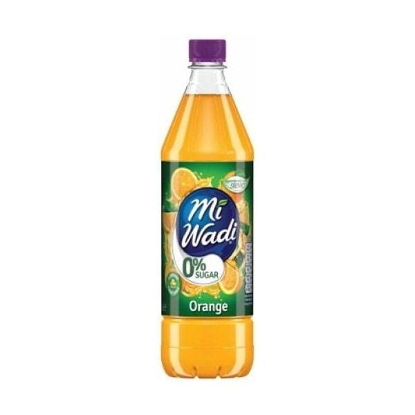 Miwadi 0% Sugar Orange Juice Drink - 1L