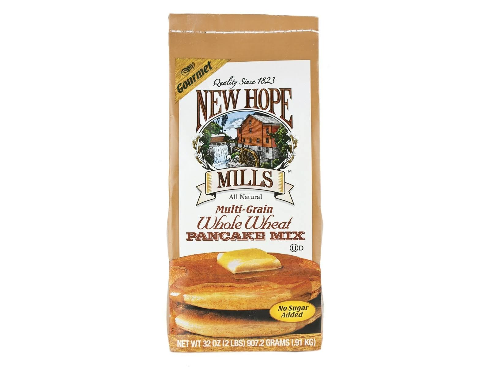 New Hope Mills Whole Wheat Pancake Mix - 32oz