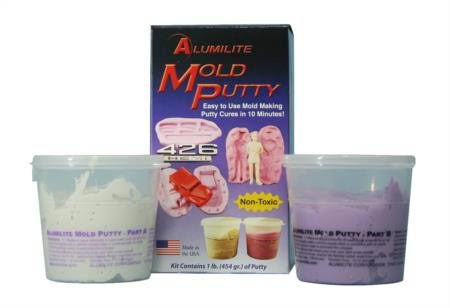 Alumilite Mold Putty Casting Kitty 20101