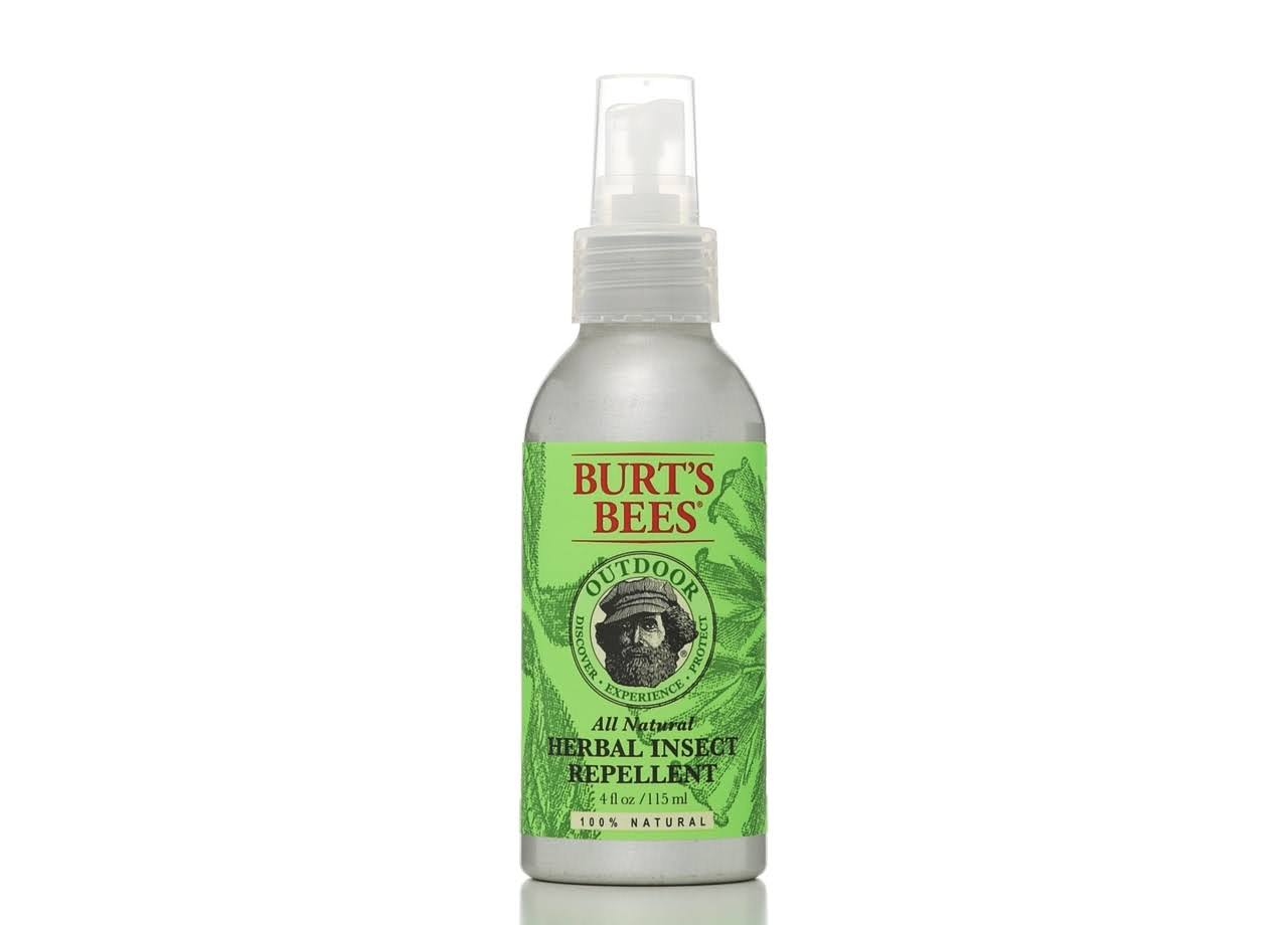 Burt's Bees All Natural Herbal Insect Repellent - 118ml