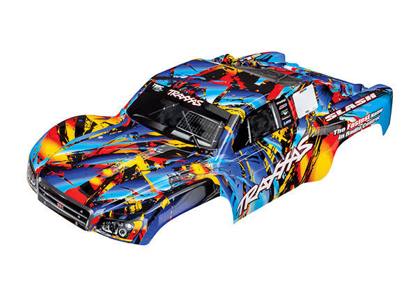 Traxxas 5848 Painted Body Rock N' Roll - With Decals
