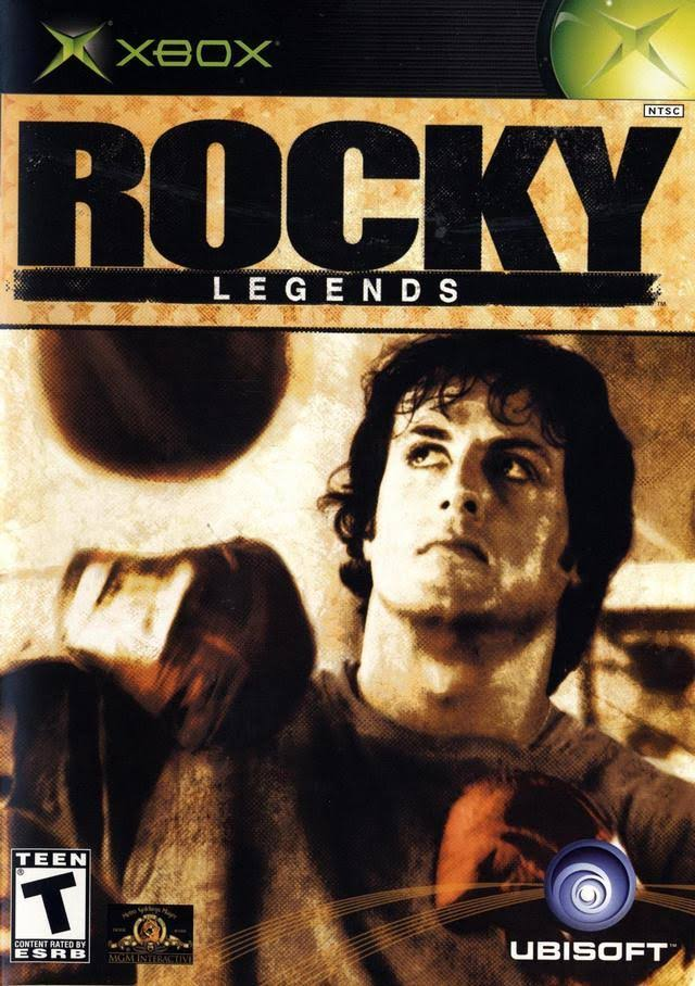 Rocky Legends - Microsoft Xbox